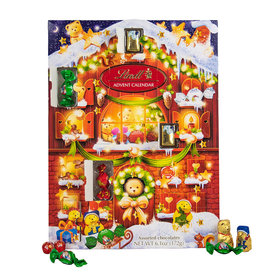 Lindt Bear Countdown to Christmas Advent Calendar