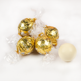 Lindor White Chocolate Truffles