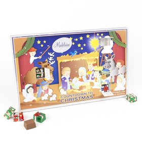 Madelaine Christmas Pageant Countdown to Christmas Advent Calendar