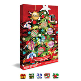 Madelaine Christmas Tree Advent Calendar