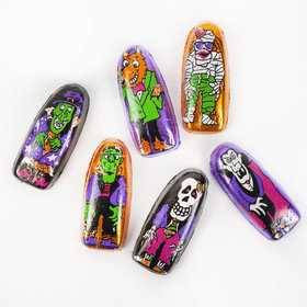Madelaine Halloween Milk Chocolate Mini Monsters