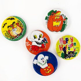 Madelaine Halloween Milk Chocolate Trick or Treat Coins