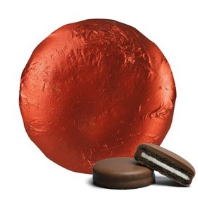 Red Chocolate Covered Oreos (24 Pack)