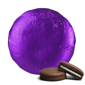 Purple Chocolate Covered Oreos (24 Pack)