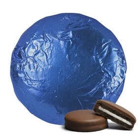 Royal Blue Chocolate Covered Oreos