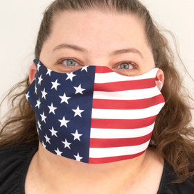 Flag Face Mask