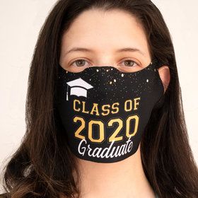 Graduation Face Mask