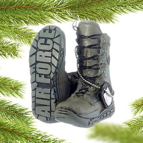 Personalized Military Boots (Air Force)