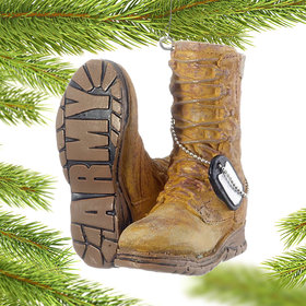 Personalized Military Boots (Army)
