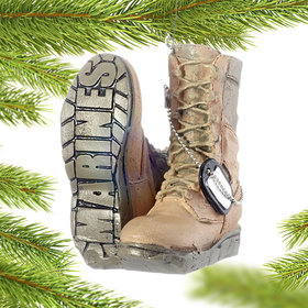 Personalized Military Boots (Marines)