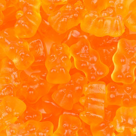 Bubbly Champagne Gummy Bears