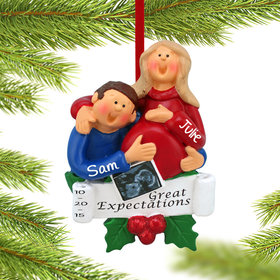 Personalized Great Expectations Happy Couple