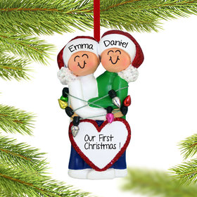Personalized Christmas Couple