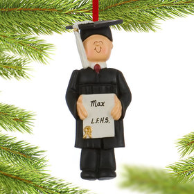 Personalized Graduate Male