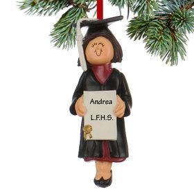 Personalized Graduate Female