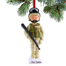 Personalized Soldier in Fatigues