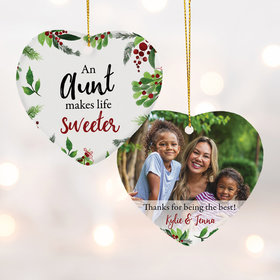 Personalized an Aunt makes Life Sweeter