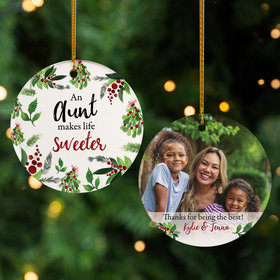 Personalized Aunt Photo