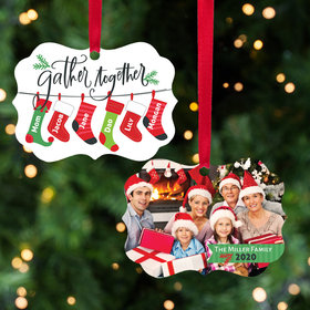 Personalized Stocking Family of 6