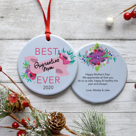 Personalized Mother's Day Ornament