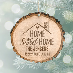 Personalized Home Sweet Home