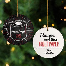 Personalized I Love You more than TP
