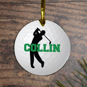 Personalized Golf M