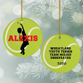 Personalized Tennis
