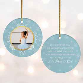 Personalized Dance Ballet Dream It - Red