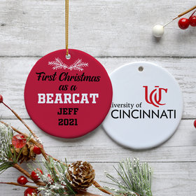 Personalized First Christmas As