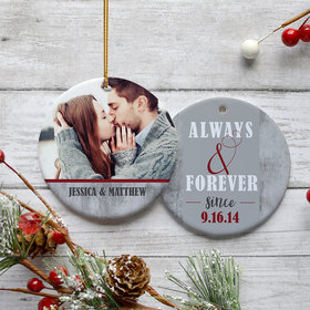 Personalized 'Always & Forever'