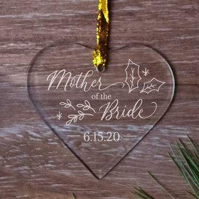 Personalized Mother of the Bride