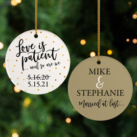 Personalized Love is Patient