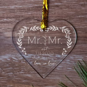 Personalized Love is Love Wedding - MR