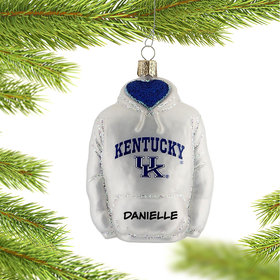 Personalized University of Kentucky Hoodie Sweatshirt