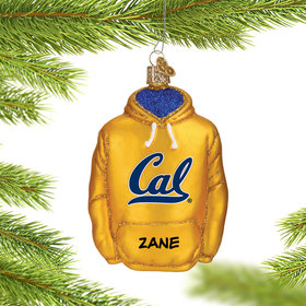 Personalized University of California Berkeley Hoodie Sweatshirt