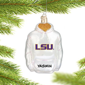 Personalized Louisiana State University (LSU) Hoodie Sweatshirt