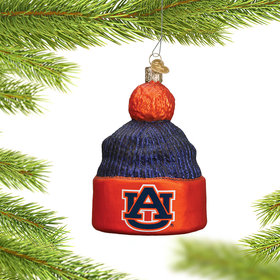 Personalized Auburn University Beanie