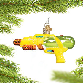 Personalized Squirt Gun