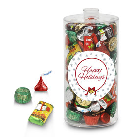 Happy Holidays Canister 2lbs