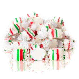 Old Fashion Peppermint Holiday Taffy