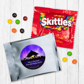 Personalized Christmas Holy Night - Skittles