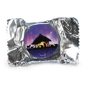 Christmas York Peppermint Patties- Holy Night