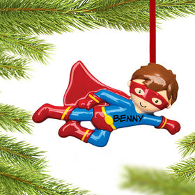 Personalized Flying Super Hero