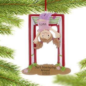 Personalized Jungle Gym Girl