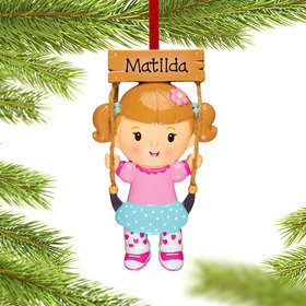 Personalized Swing Girl