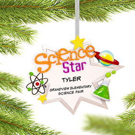 Personalized Science Star