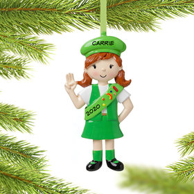 Personalized Girl Scout