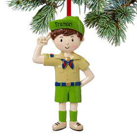 Personalized Boy Scout