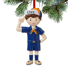 Personalized Cub Scout